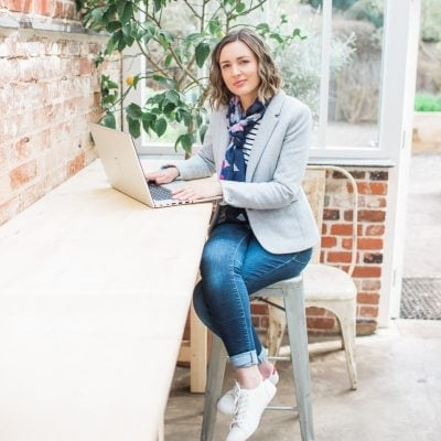 Review: Personal Brand Photoshoot with Lucy Down of Fresh Leaf Creative