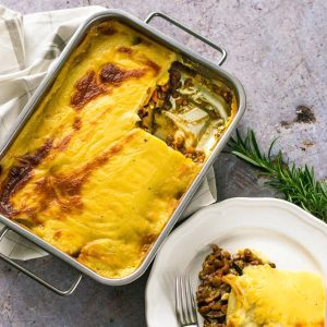 Ultimate Vegan Moussaka