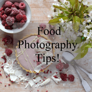 Food Photography Tips from Angela Only Crumbs Remain
