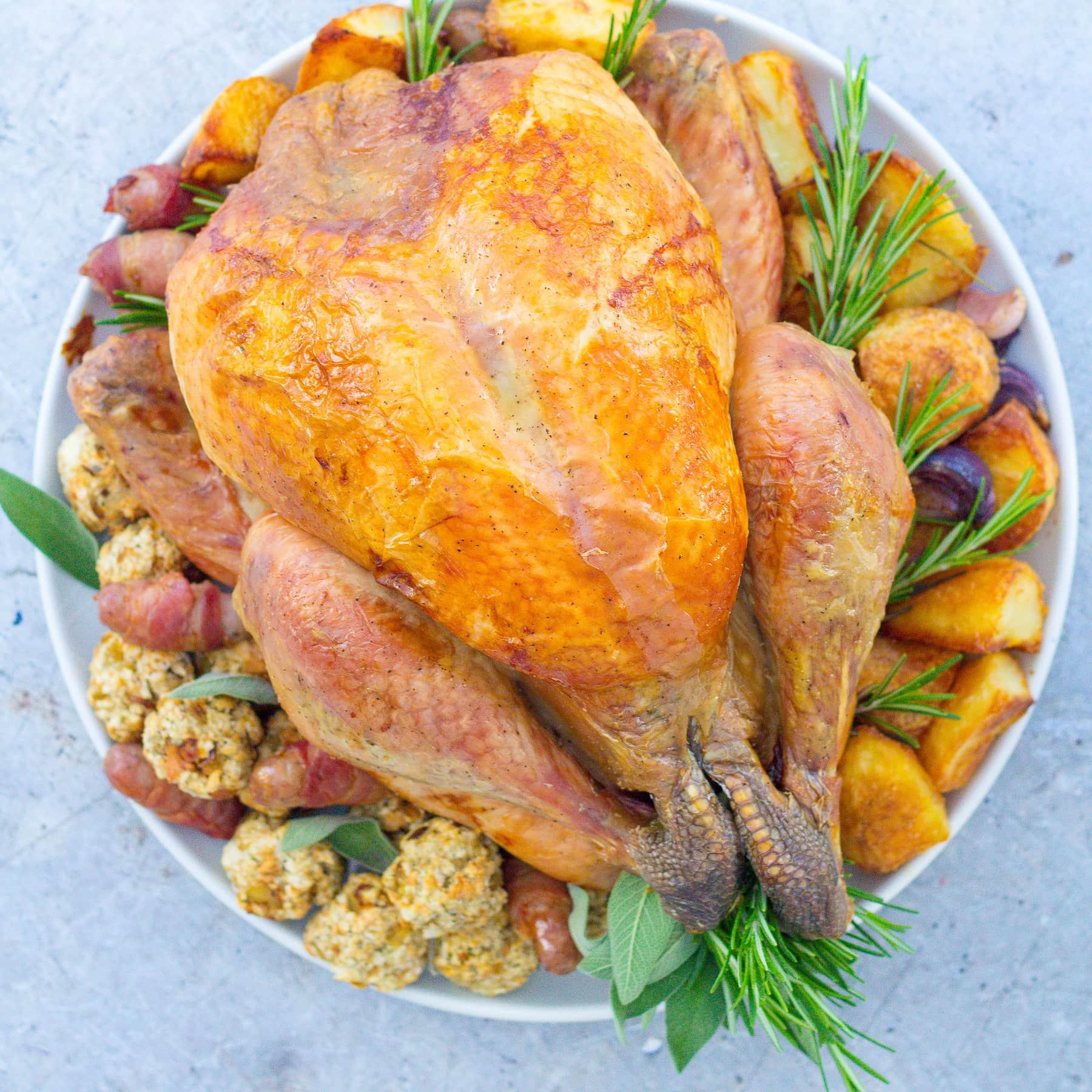 Perfect Roast Turkey - Stress Free