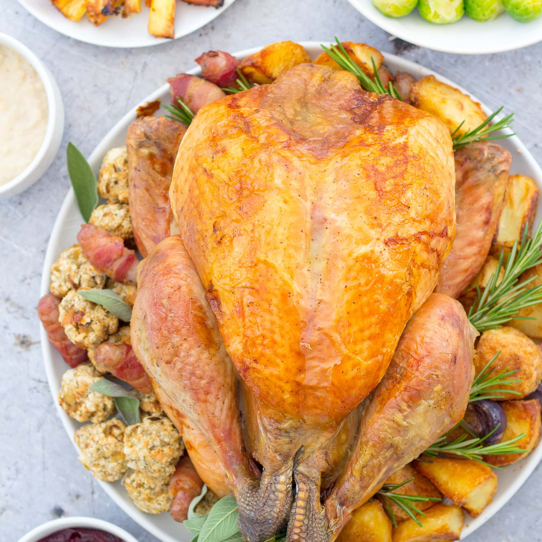 How to cook perfect roast turkey - the stress free way!