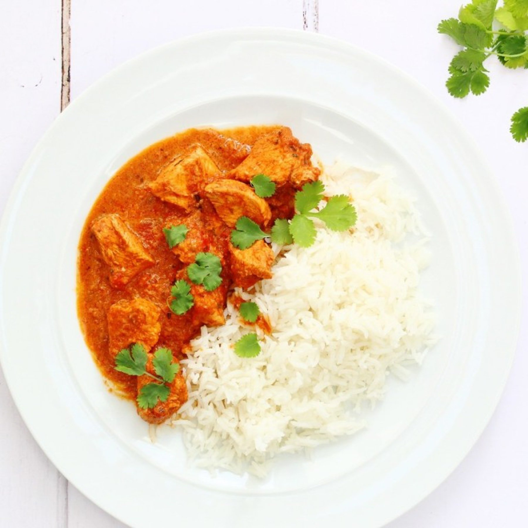 Chicken Makhani (Butter Chicken)