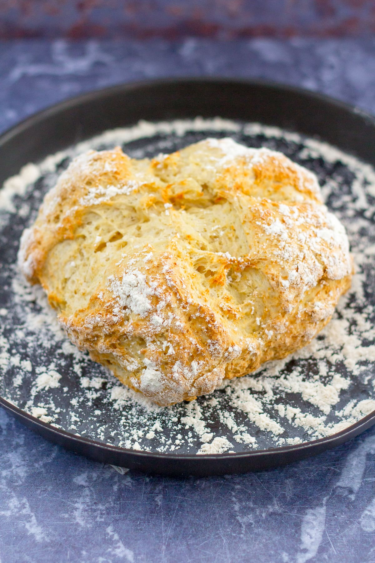 Easy White Soda Bread Easy Peasy Foodie