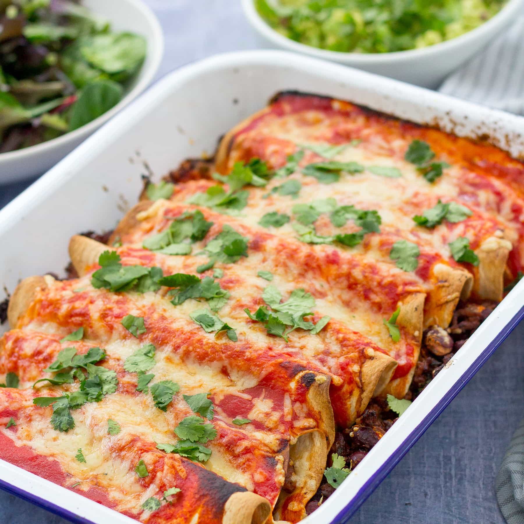 Easy Beef Enchiladas Easy Peasy Foodie