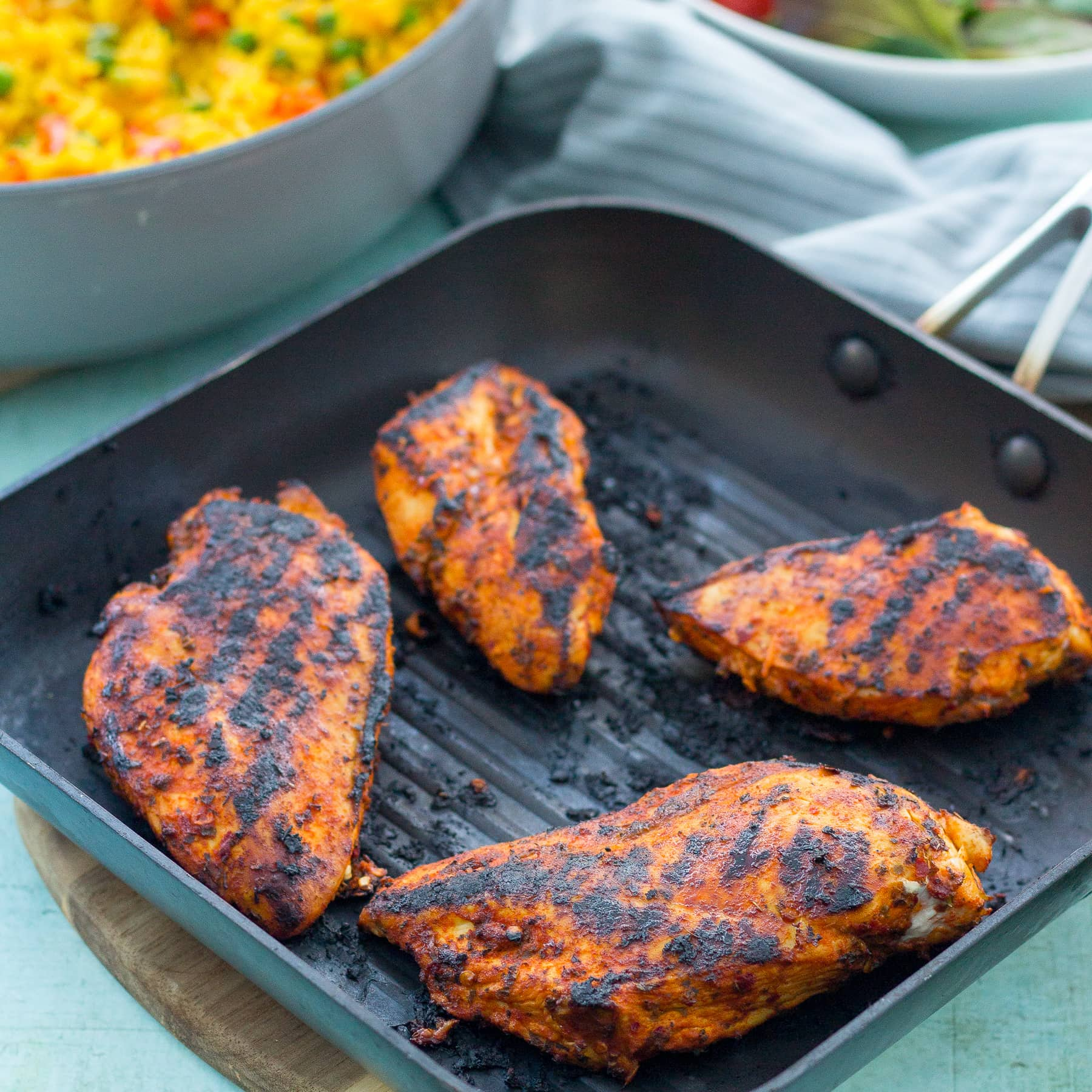 Easy Peri Peri Chicken Breasts Nando S Copycat Easy Peasy Foodie