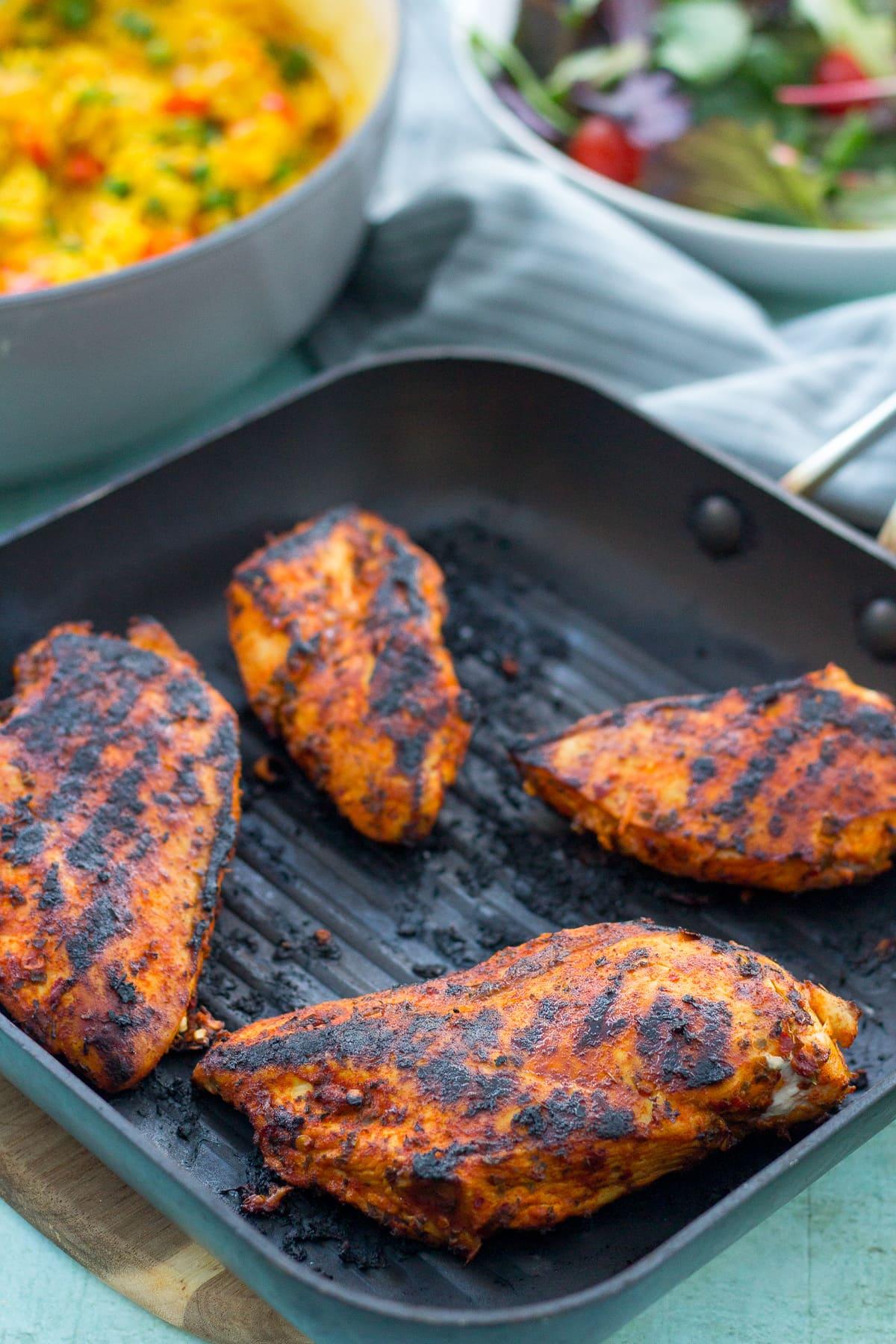 Nandos Peri Peri Chicken Breasts