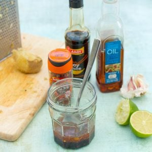 Easy Homemade Stir Fry Sauce