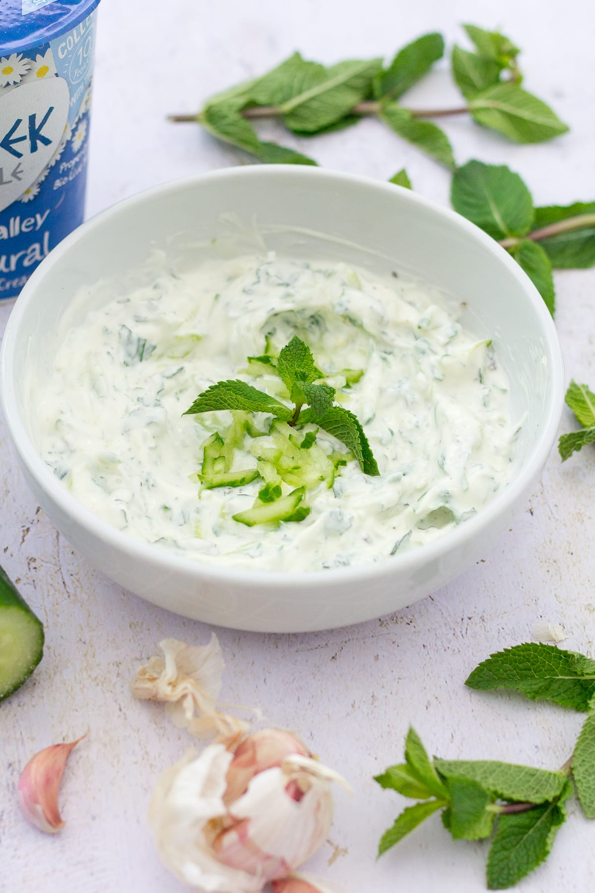 Easy Peasy Tzatziki