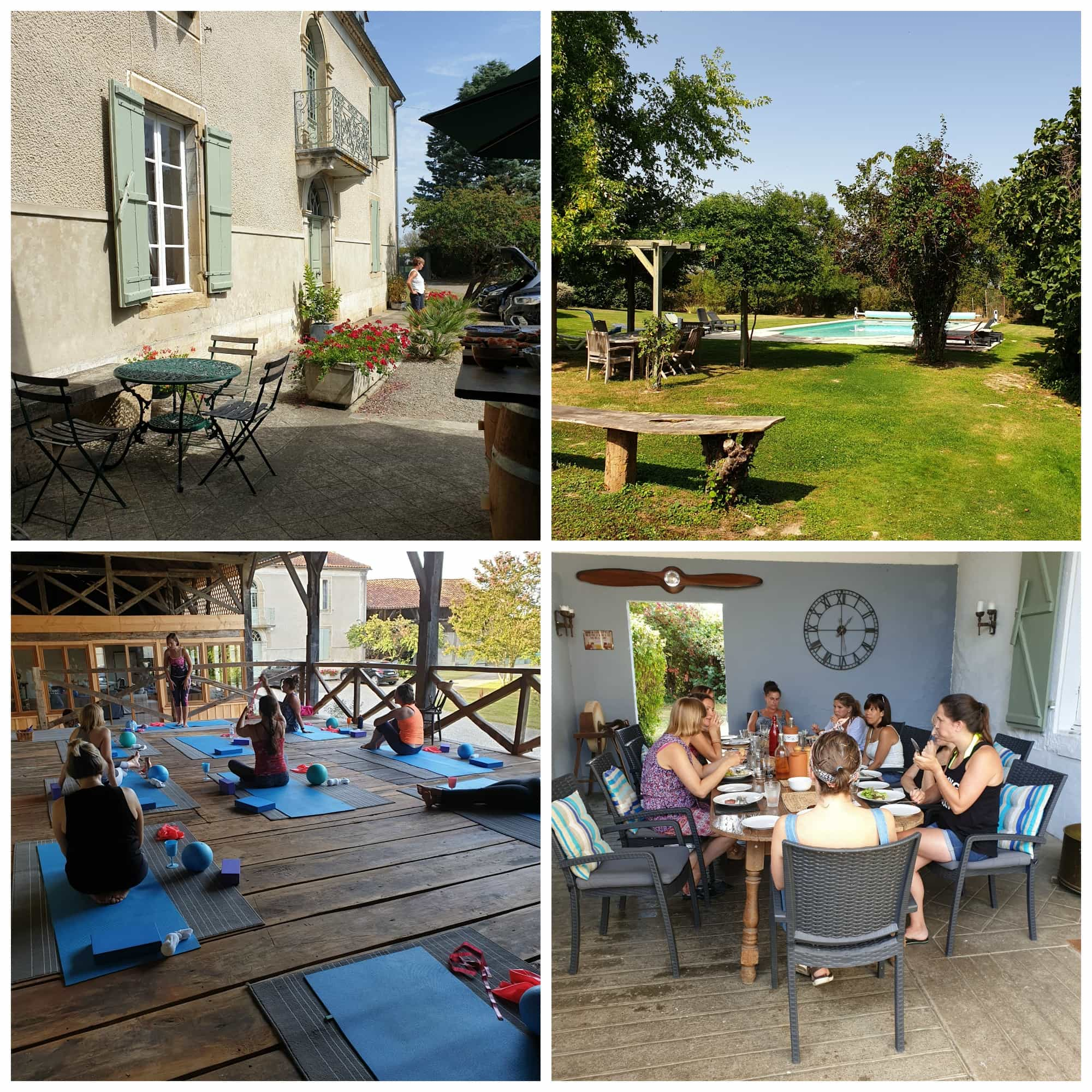 Domaine du Pignoulet Pilates Retreat