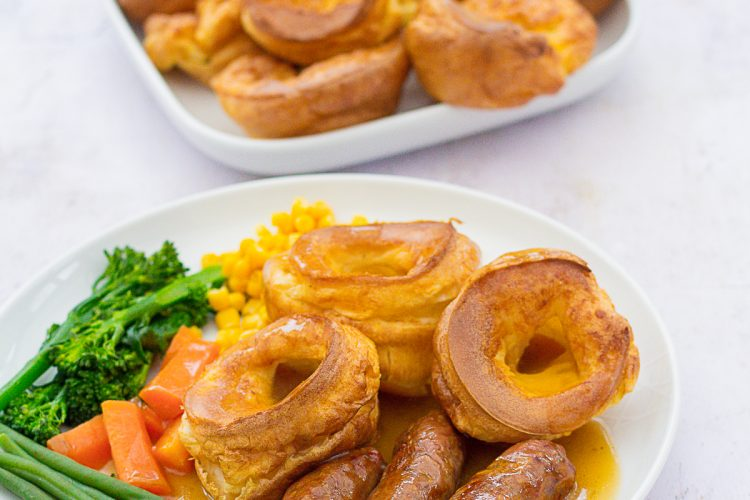 Easy Peasy Yorkshire Puddings