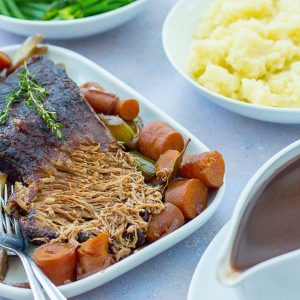 Easy Peasy Pot Roast