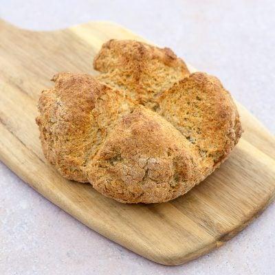 Easy Cheese Soda Bread