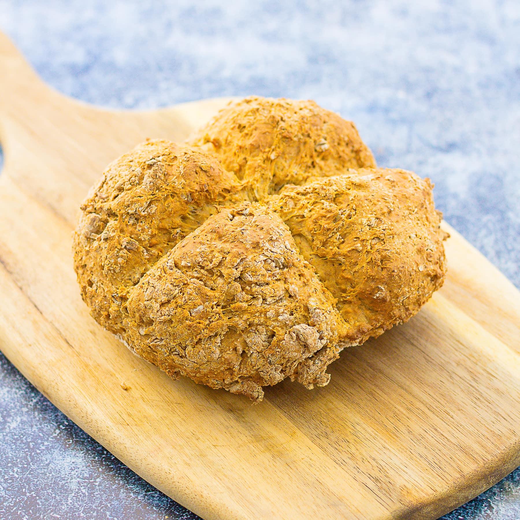 Easy Granary Soda Bread