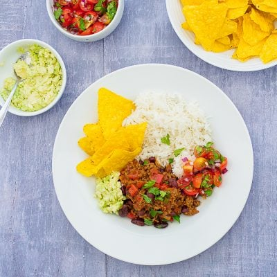 Easy Peasy Chilli Con Carne
