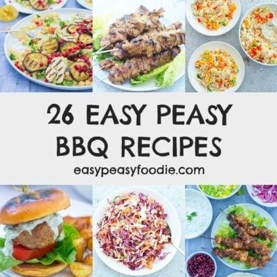 26 Easy Peasy BBQ Recipes