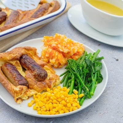 Easy Peasy Toad In The Hole